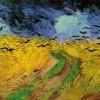 Corvos de van Gogh, um pintor de sonhos