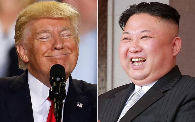 O presidente dos EUA, Donald Trump, e o líder norte-coreano, Kim Jong Un.O presidente dos EUA, Donald Trump, e o líder norte-coreano, Kim Jong Un (Foto: Carlo Allegri/Reuters; KCNA/via Reuters)
