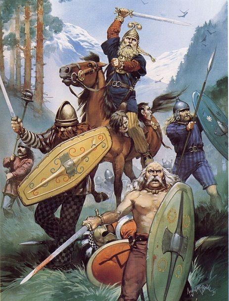 Guerreros Vikings - Runas