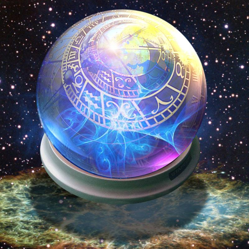 Bola de Cristal - Tarot Psiônico